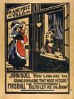 poster - John and Mrs Bull at Franchise Villa