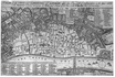 map - A plan of the City and Liberties of London after the dreadful conflagration in the year 1666