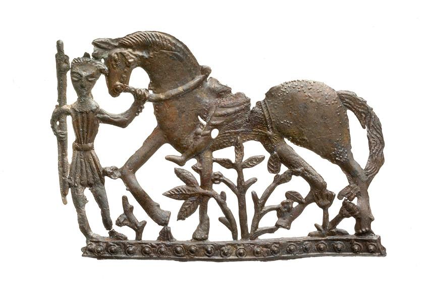 Medieval pilgrim souvenirs Top Level Group