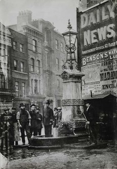 photographic print - The Aldgate Pump