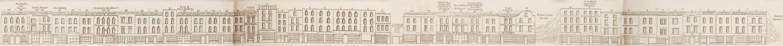 map - Tallis's London street views : No. 60. Norton Folgate and Shoreditch, division 1 (east)