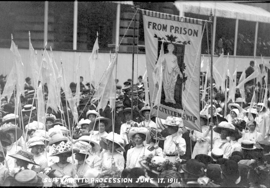 Suffragettes Top Level Group